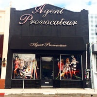Photo taken at Agent Provocateur by William F. on 3/1/2015