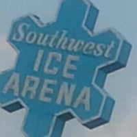 Photo taken at Southwest Ice Arena by Cris J. on 8/1/2014