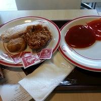Photo taken at KFC by Anton R. on 1/6/2014