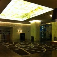 Photo taken at Sheraton Lisboa Hotel & Spa by João S. on 3/12/2013