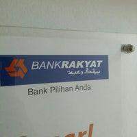 Photo taken at Bank Rakyat by mueh s. on 8/2/2016