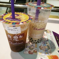Photo taken at Chatime by Renise on 2/17/2016