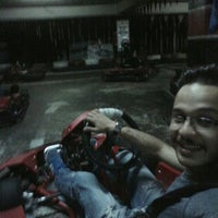 Photo taken at giresun carrefour go kart by Barış D. on 7/10/2015