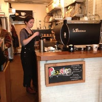 Photo taken at Ninth Street Espresso by @AstoriaHaiku on 11/25/2012