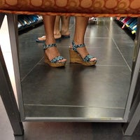 Photo taken at Payless Shoesource by Jill S. on 11/1/2013