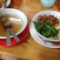 Photo taken at Bakso Ramayana by Trong S. on 9/11/2014