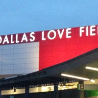 Photo taken at Dallas Love Field (DAL) by Cynthia N. on 3/24/2013