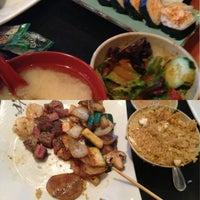 Photo taken at Musashi's Japanese Steakhouse by Cynthia N. on 1/8/2013