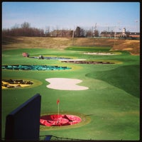 Photo taken at Topgolf by Darin L. on 2/19/2013