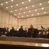 Photo taken at Curtis M. Phillips Center for the Performing Arts by Feiran W. on 3/23/2013