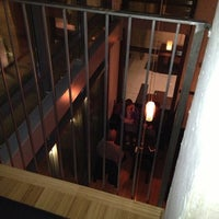 Photo taken at Silo .5% Wine Bar by Renee on 2/1/2013