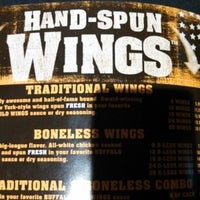 Photo taken at Buffalo Wild Wings by Maria C. on 1/5/2013