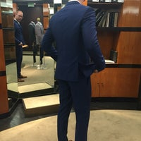 Photo taken at Saks Fifth Avenue - The Men's Store by Yisi L. on 4/18/2016