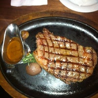 Photo taken at LB Steak by Federico Z. on 11/3/2012