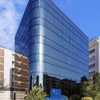 Photo taken at EU Business School Barcelona - European College by EU Business School Barcelona - European College on 5/28/2015
