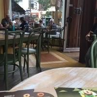 Photo taken at Café Anvers by Richard B. on 6/25/2016
