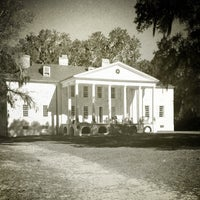 Photo taken at Hampton Plantation by VVally V. on 12/14/2013
