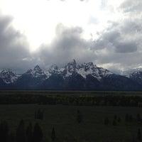 Photo taken at Grand Teton National Park by Dustin P. on 6/2/2013