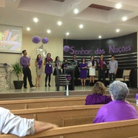 Photo taken at Brazilian Adventist Church by Denis M. on 4/27/2013