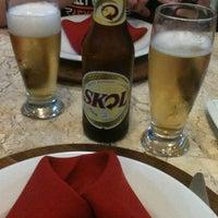 Photo taken at Chacrinha Restaurante & Pizza Bar by Malu C. on 10/29/2011