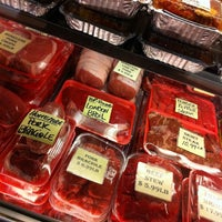 Photo taken at United Meat Market by Mike O. on 1/8/2011