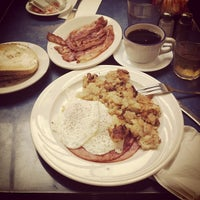 Photo taken at Skylight Diner by Ron C. on 10/13/2013