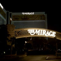 Photo taken at The Mirage Hotel & Casino by Robert E. on 12/11/2012