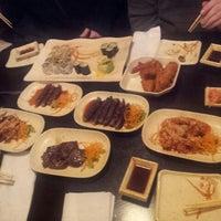Photo taken at Kyoto Sushi by Angie V. on 2/26/2013