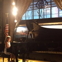 Photo taken at Steinway Hall by Andie on 6/11/2014