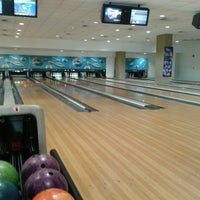Photo taken at Unimas Bowling Alley by Nia R. on 1/11/2014