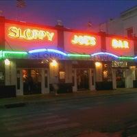 Photo taken at Sloppy Joe's Bar by Allen W. on 11/29/2012