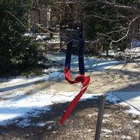 Photo taken at Unitarian Universalist Church Of Arlington by Shawn D. on 2/15/2015