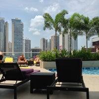 Photo taken at Hard Rock Hotel Panama Megapolis by Stefano F. on 4/7/2013
