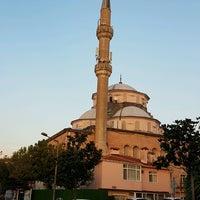 Photo taken at Etiler Camii by SSERPİL S. on 9/19/2016