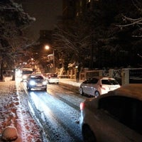 Photo taken at Ethem Efendi Caddesi by Cüneyt Y. on 1/8/2013