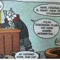 Photo taken at Küçükçekmece Adliyesi by Fazilet D. on 8/15/2016