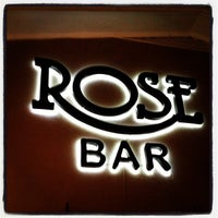 Photo taken at Rose Bar by Devan L. on 10/11/2012