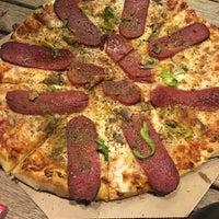 Photo taken at Dominos Pizza by Ekrem K. on 9/3/2016