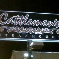 Photo taken at Cattlemen's Steakhouse by Gemma J. on 11/22/2012