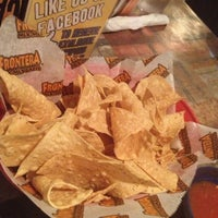 Photo taken at Frontera Mex-Mex Grill by Anthony P. on 10/18/2012