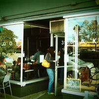 Photo taken at Proof Bakery by Stephen P. on 12/15/2012