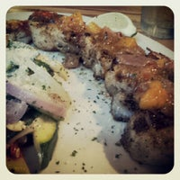 Photo taken at Jonah's Fish & Grits by Ansley S. on 10/15/2012
