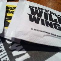 Photo taken at Buffalo Wild Wings by Sierra D. on 12/31/2013
