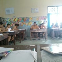 Photo taken at SMP Pertiwi Medan by Fachrul A. on 11/30/2013