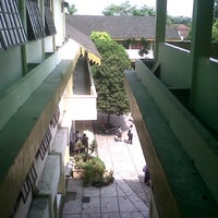 Photo taken at SMP Pertiwi Medan by Fachrul A. on 1/11/2013