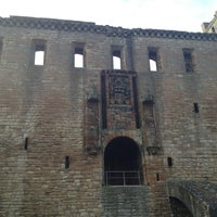 Photo taken at Linlithgow Palace by M.C. L. on 2/28/2013