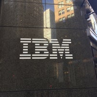 Photo taken at IBM Midtown by Almario D. on 11/17/2016