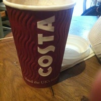 Photo taken at Costa Coffee by Melany V. on 10/3/2012
