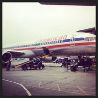 Photo taken at Terminal 4 by Cheryl S. on 4/13/2013