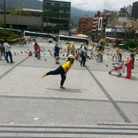 Photo taken at Plaza Murillo Toro by Liss A. on 6/28/2014